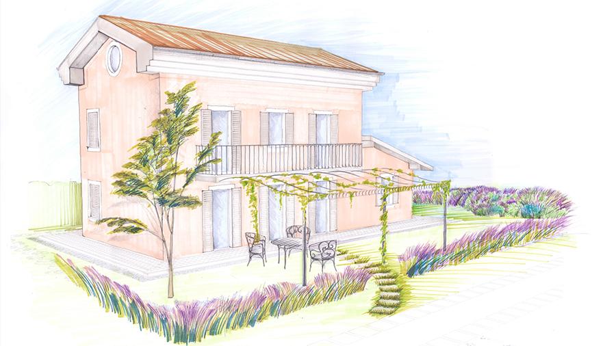 """Villa """"il Glicine"""""""